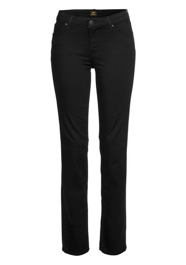 Lee® Straight-Jeans »Marion« im 5-Pocket Style