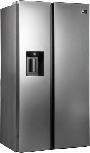 Samsung Side-by-Side RS8000 RS6GN8222S9, 178 cm hoch, 91,2 cm breit