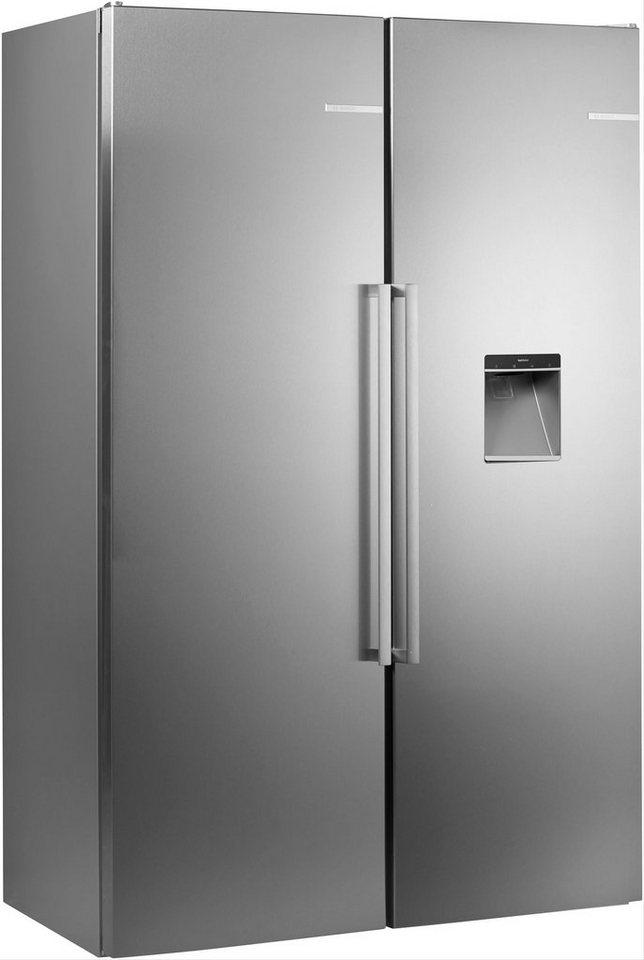 Bosch Side By Side Kaf95bi3p 186 Cm Hoch 120 Cm Breit Online