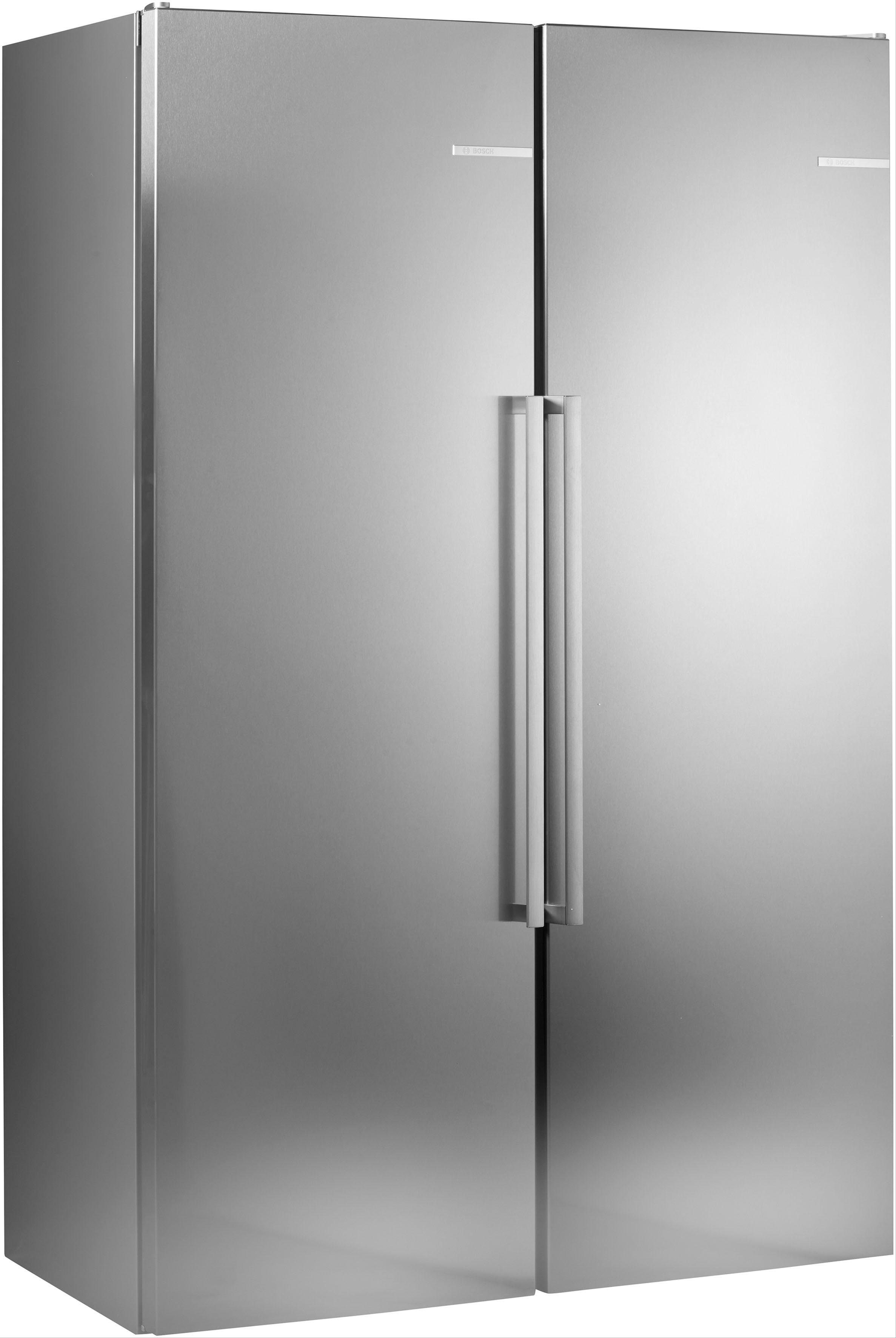BOSCH Side-by-Side Serie 6 KAN95AI3P, 186 cm hoch, 120 cm breit