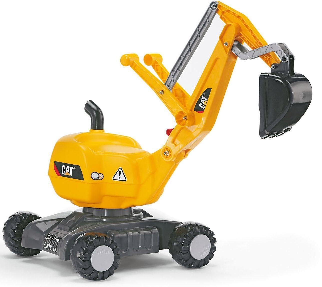 rolly® toys Aufsitzbagger, »rollyDigger CAT«