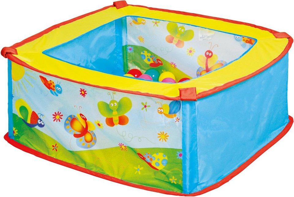 Knorr toys Bällebad mit 25 Bällen,  Ballix  kaufen