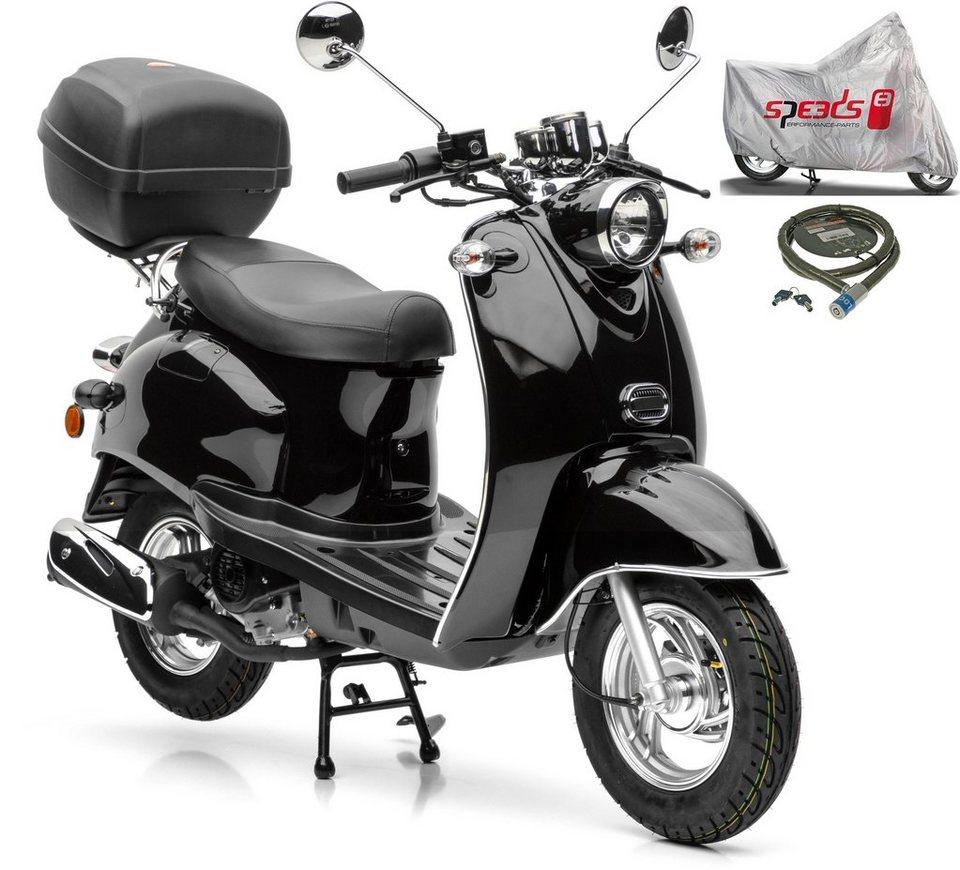 nova motors mofaroller venezia 49 ccm 25 km h euro 4. Black Bedroom Furniture Sets. Home Design Ideas