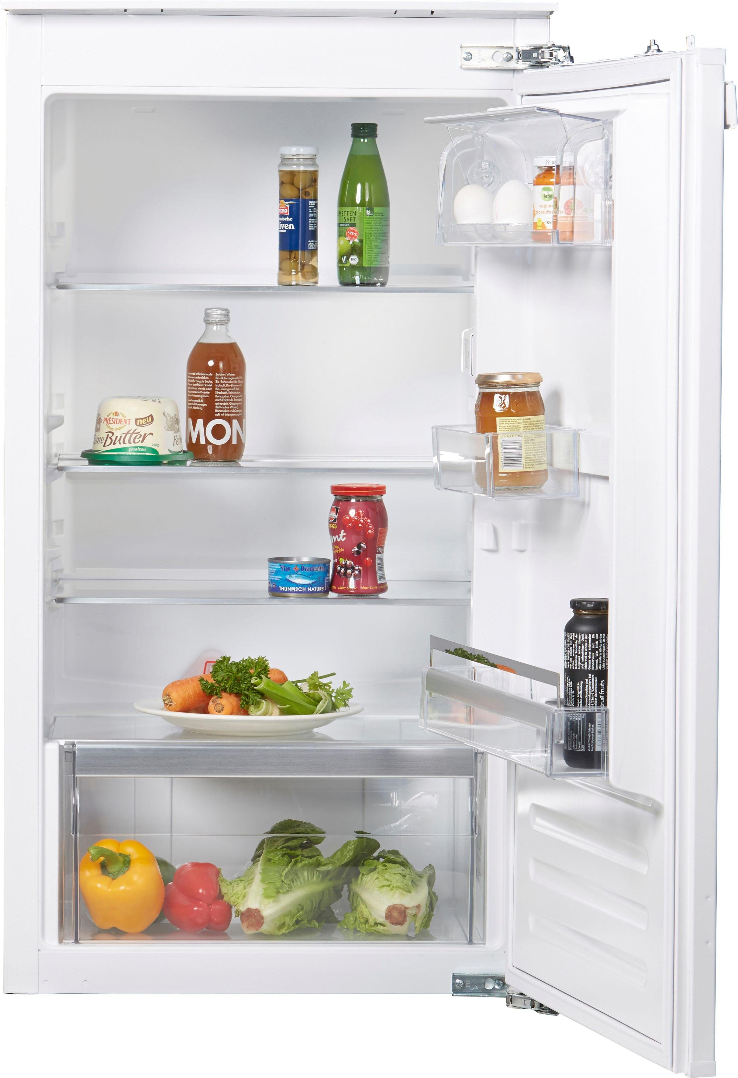 BAUKNECHT Einbaukühlschrank KRIE 1103 A++, 102,1 cm hoch, 55,7 cm breit