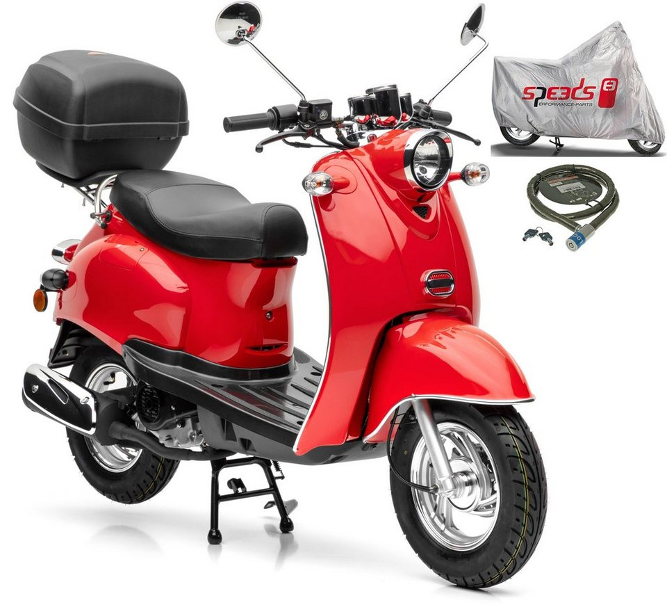 nova motors motorroller venezia 49 ccm 45 km h euro 4. Black Bedroom Furniture Sets. Home Design Ideas