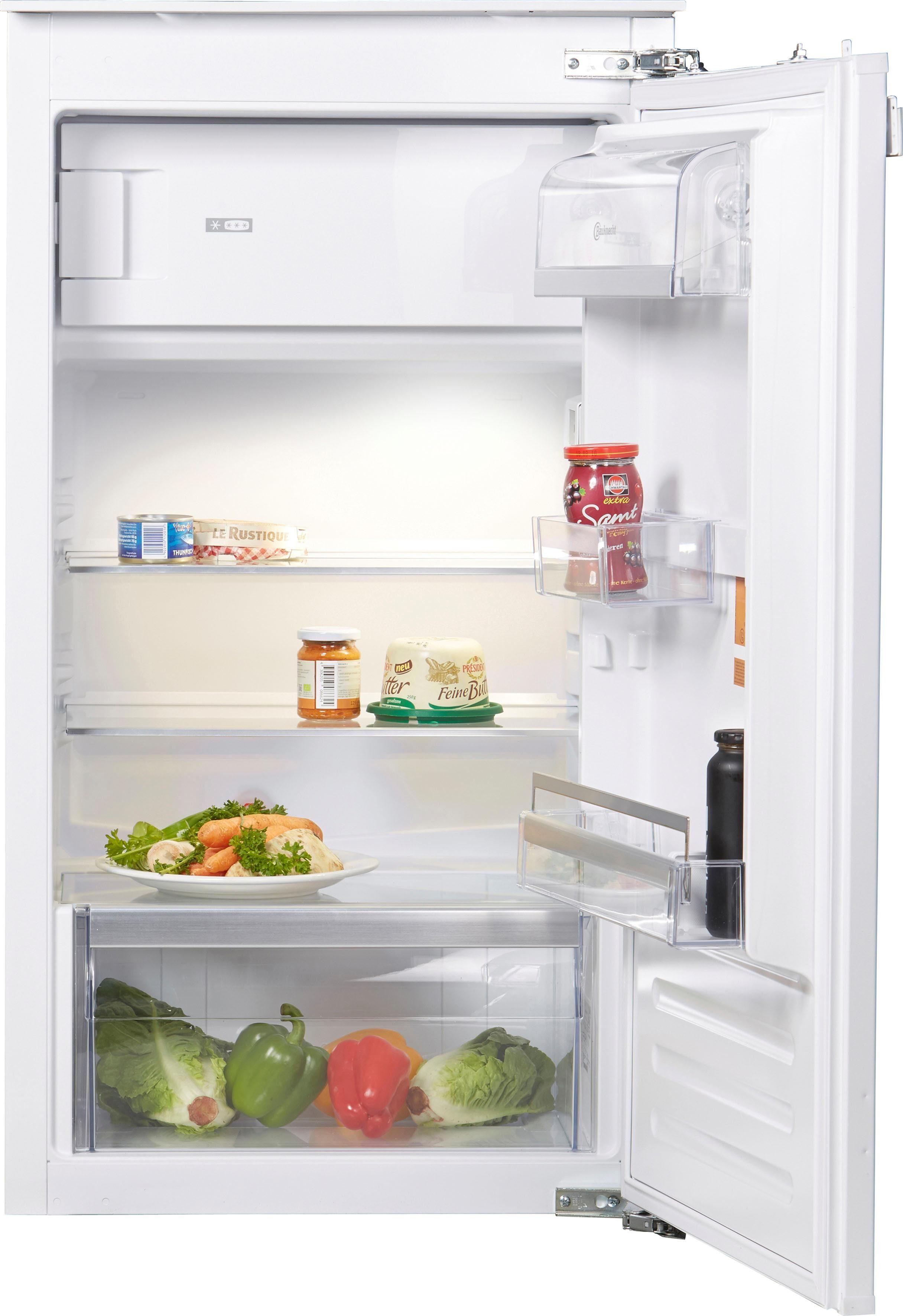 BAUKNECHT Einbaukühlschrank KVIE 1103 A++, 102,1 cm hoch, 55,7 cm breit
