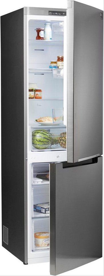 Samsung Kühl-/Gefrierkombination RB3000 RL33N300NSS/EG, 185 cm hoch, 59,5 breit