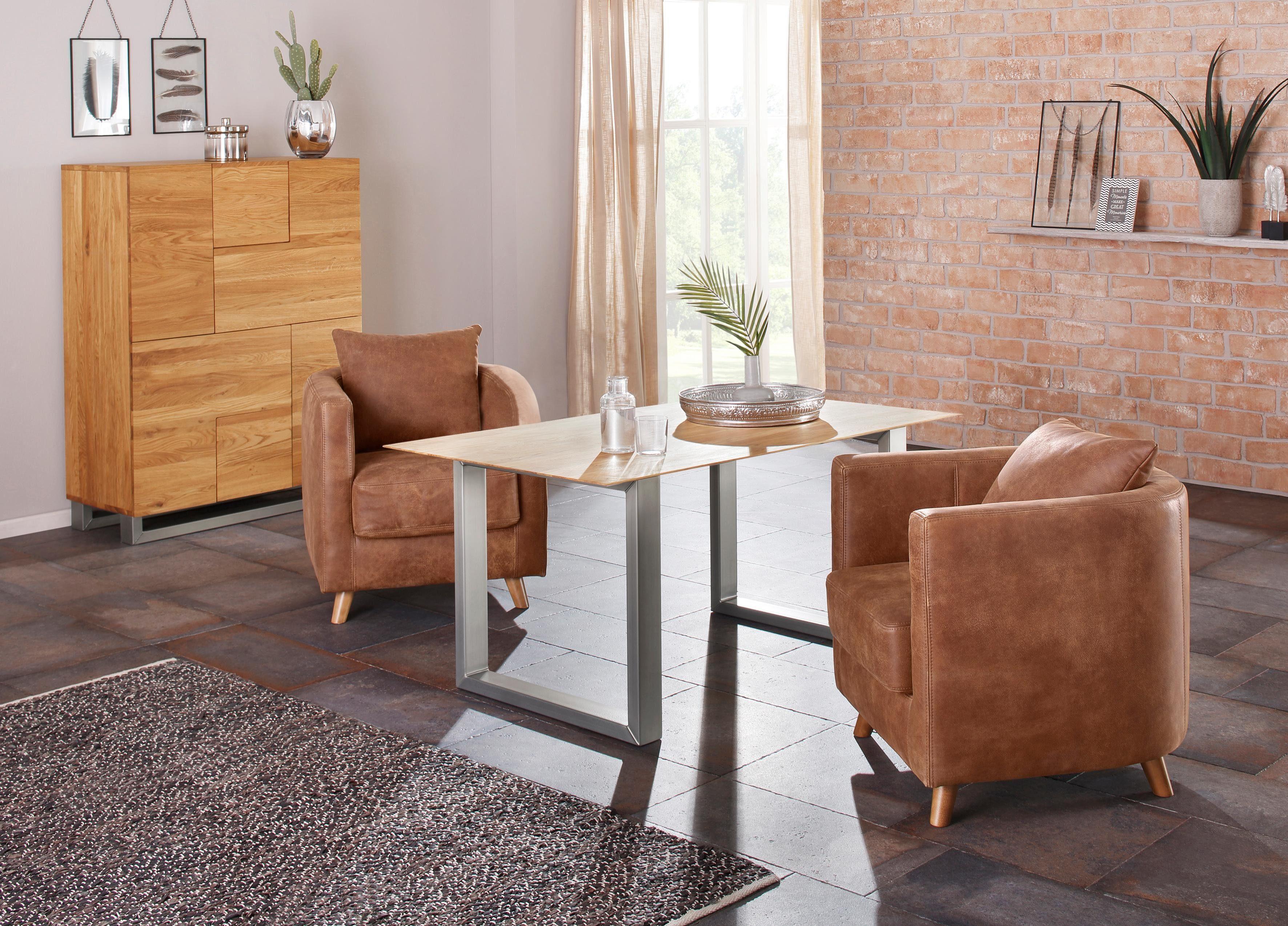 Premium Collection by Home affaire Esstisch »Moora«