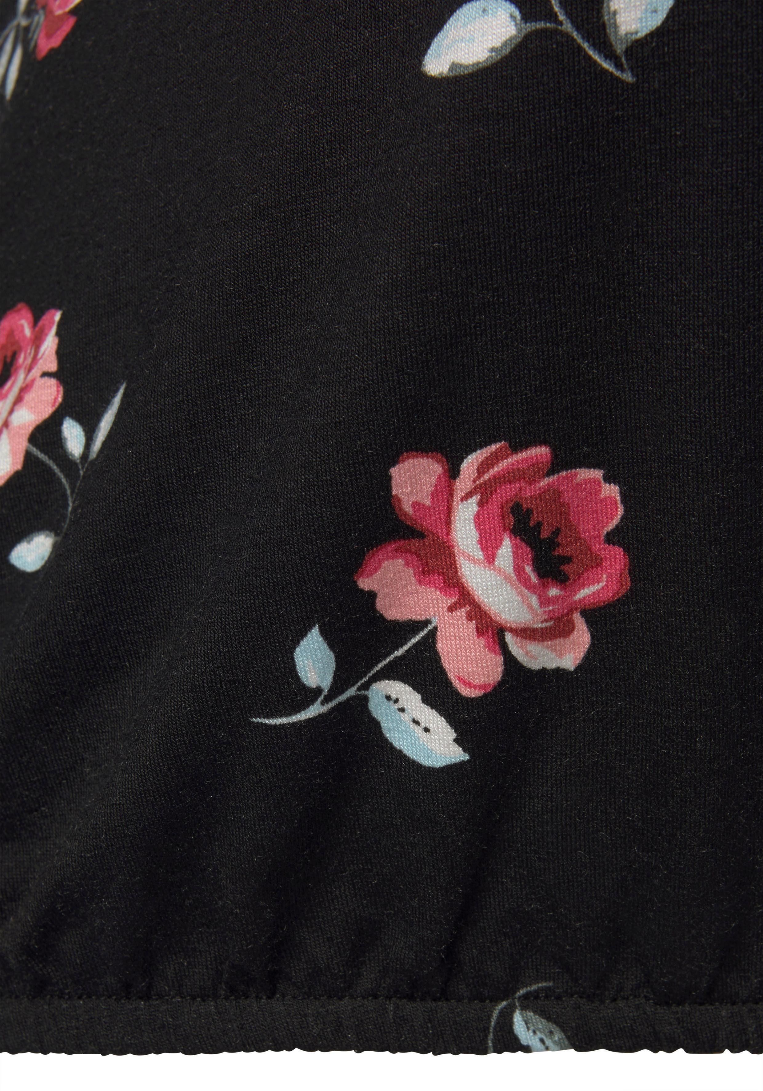 Kaufen Mit Monate Umstandsshirt Blumenmuster Neun c3LqAjR54