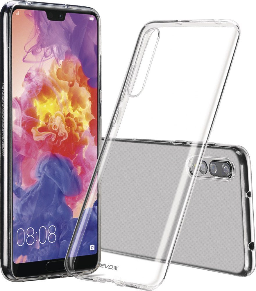 nevox Dünnes TPU Cover für das Huawei P20 Pro »StyleShell Flex«