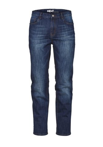 MEN PLUS BY HAPPY SIZE Tapered-Jeans