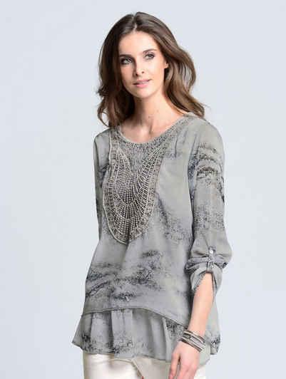 Alba Moda Spitzenblusen online kaufen   OTTO c7a0b568b6