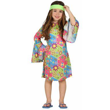 Hippie Marla Kinderkostüm
