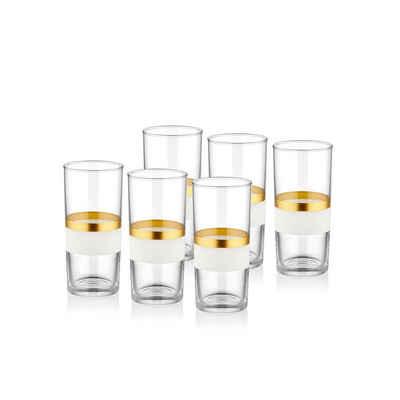 The Mia Gläser-Set »Snow Raki Glas 6-tlg. Set«, Glas