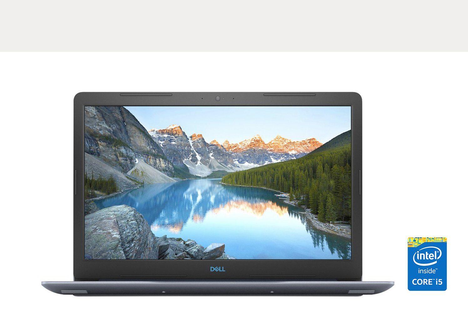 Dell EMC Notebook/Ultrabook/Gaming »Dell G3 17 3779 SCHWARZ i5-8300H«