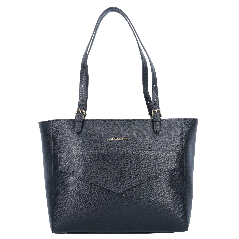LANCASTER Saffiano Signature Shopper Tasche Leder 33 cm online kaufen | OTTO