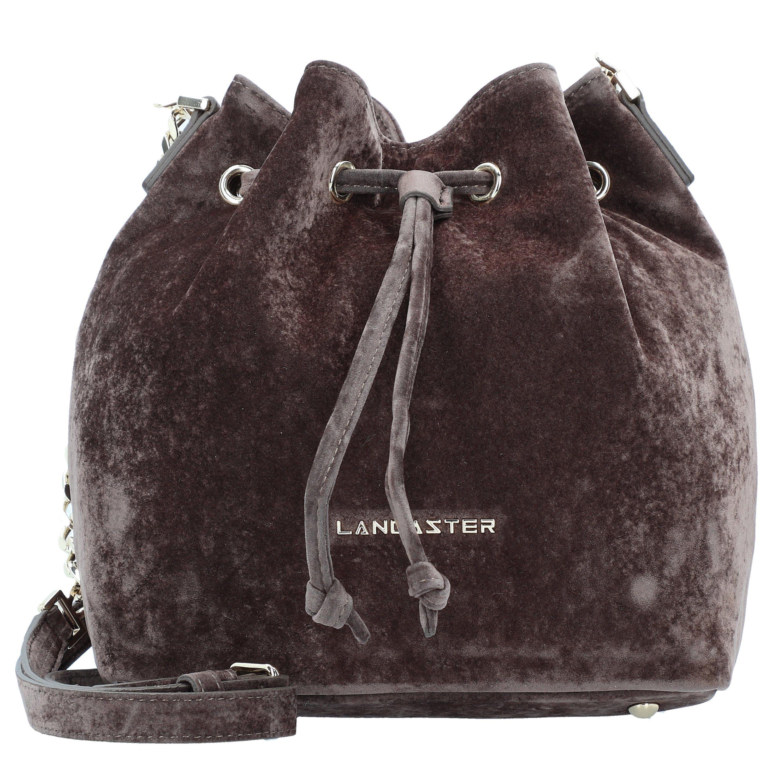 LANCASTER Velvet Mini Bag Beuteltasche 19 cm