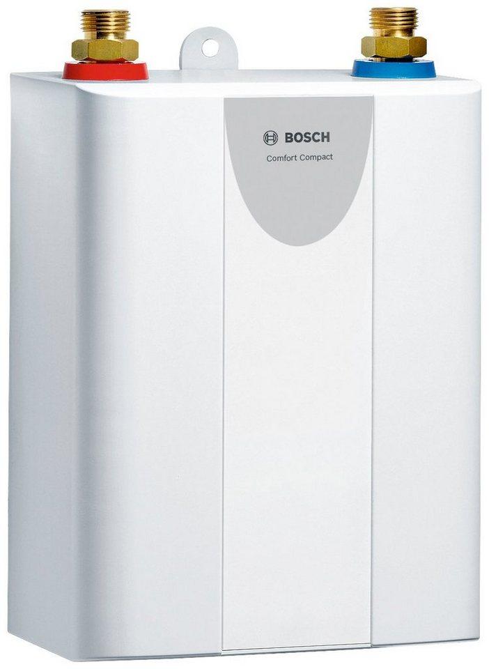 BOSCH Durchlauferhitzer »TR4000R 4 ET«, elektronisch | Baumarkt > Heizung und Klima > Durchlauferhitzer | BOSCH