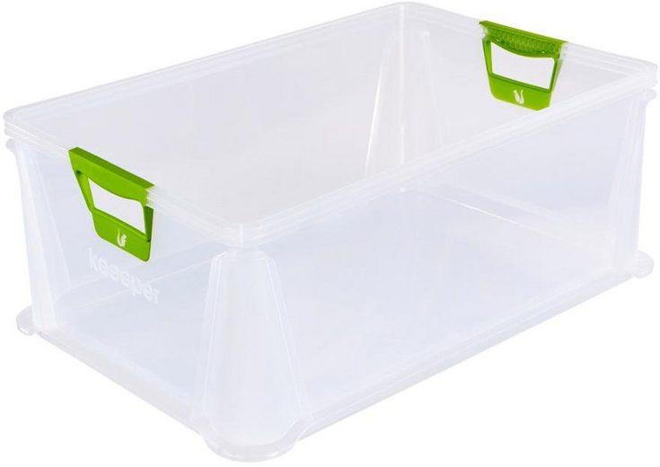 keeeper Transportbehälter »luis«, 45 Liter