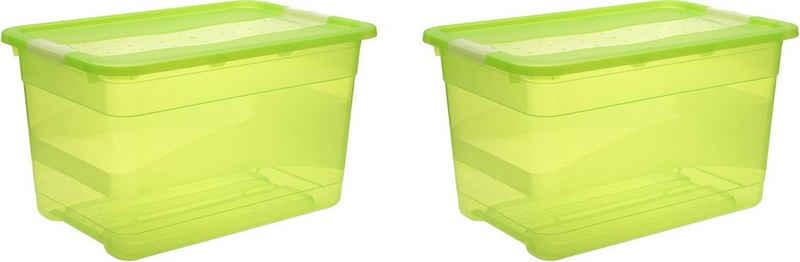 keeeper Aufbewahrungsbox »cornelia« (Set, 2 Stück)