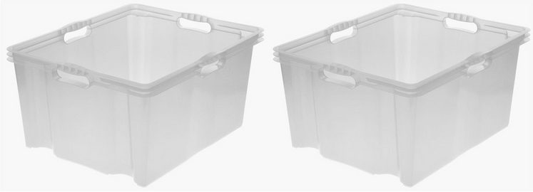 keeeper Aufbewahrungsbox »franz« (Set, 2 Stück)