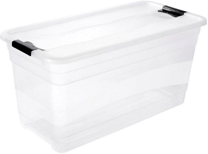 keeeper Aufbewahrungsbox »cornelia«, mit Deckel, 83 Liter