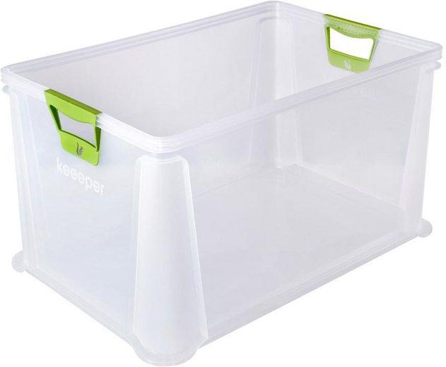 keeeper Transportbehälter »luis«, 64 Liter