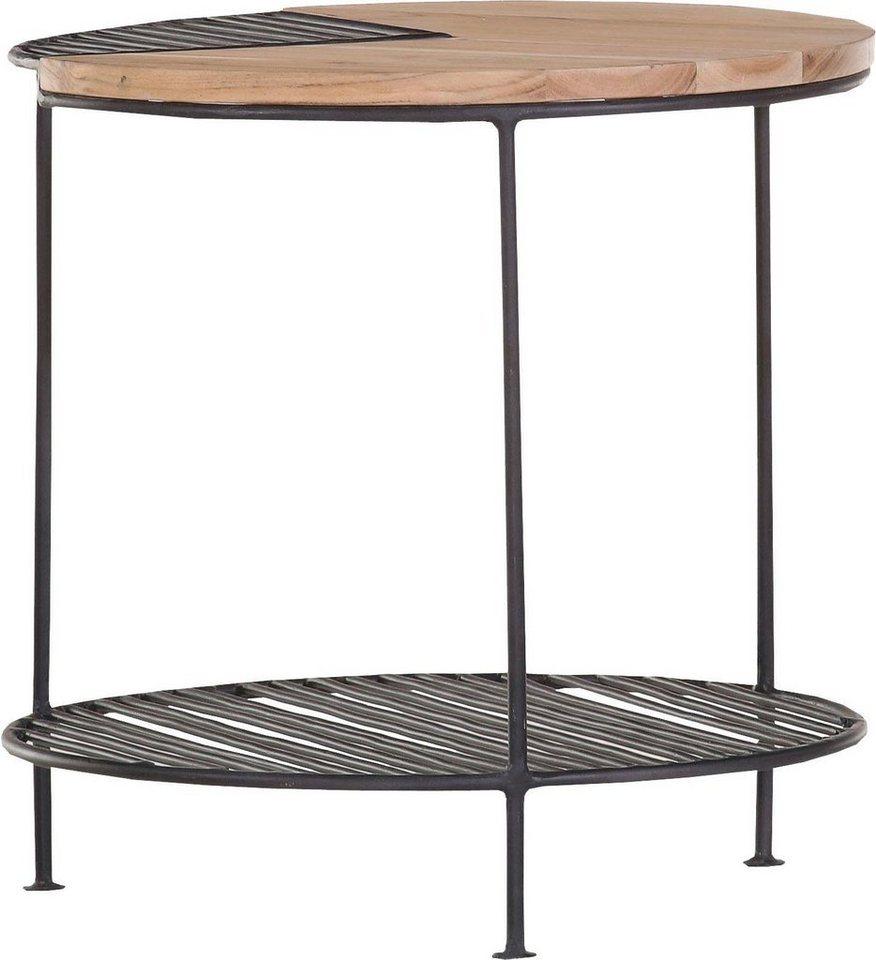 gutmann factory beistelltisch firestone mit ablagefl che online kaufen otto. Black Bedroom Furniture Sets. Home Design Ideas