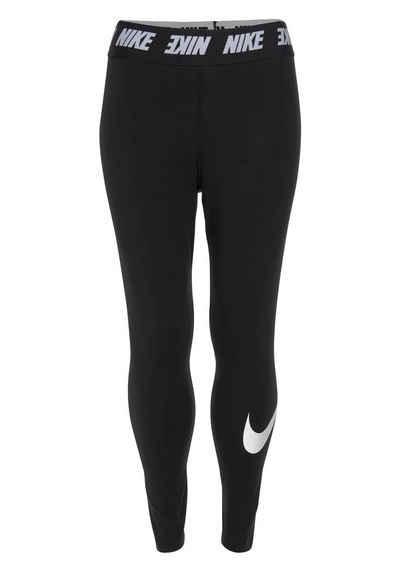 fc8a704ba626d2 Nike Sportswear Leggings »WOMEN NIKE SPORTSWEAR LEGGINGS CLUB HW EXT« Große  Größen