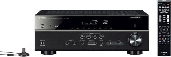 Yamaha »RX-D485« 5.1 AV-Receiver (Bluetooth, WLAN, LAN (Ethernet)