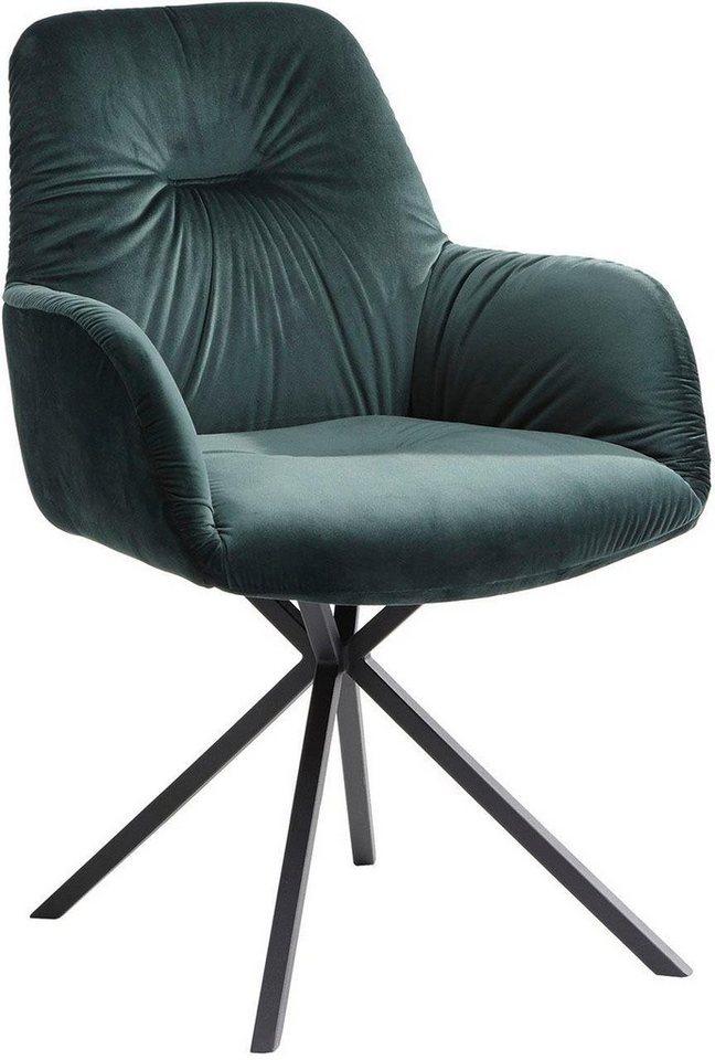 quadrato stuhl dixon mit armlehne 45 cm sitzh he online kaufen otto. Black Bedroom Furniture Sets. Home Design Ideas