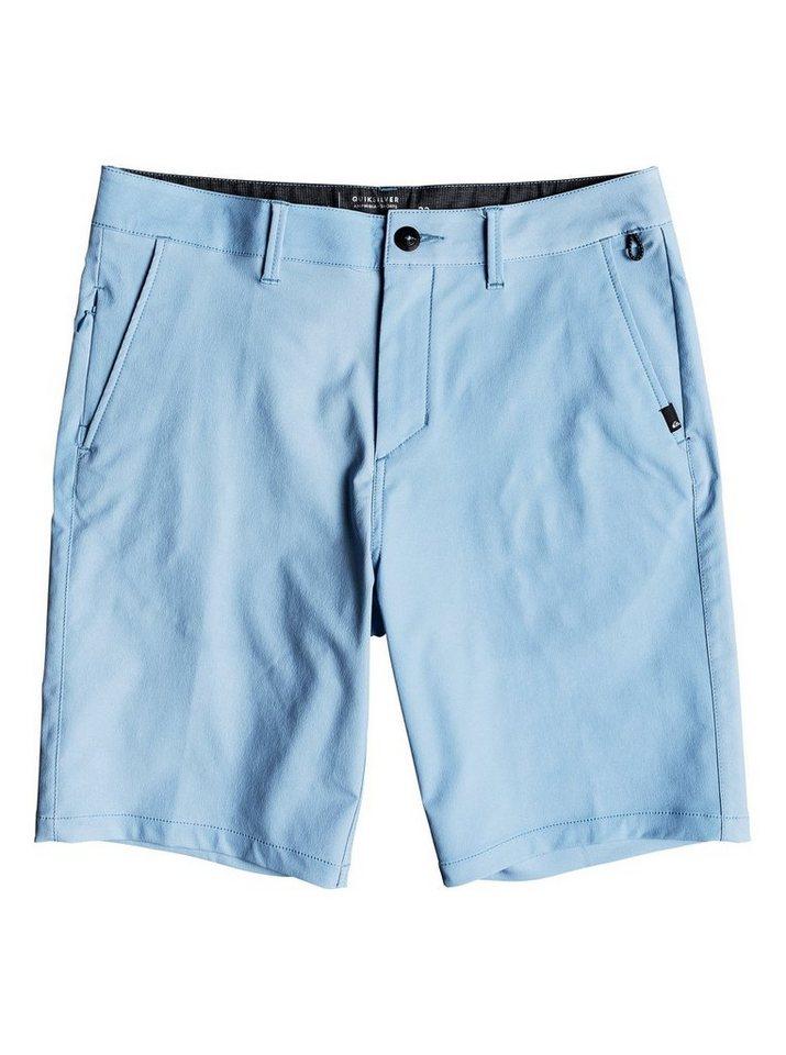 Herren Quiksilver Amphibian-Boardshorts Transit Twill 20 blau | 03613373852700