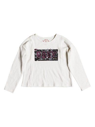 Roxy Langarmshirt »Made Of Gold Be ROXY«