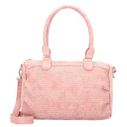 Fritzi aus Preußen Bags Cindy Swipe Weave Handtasche 33 cm