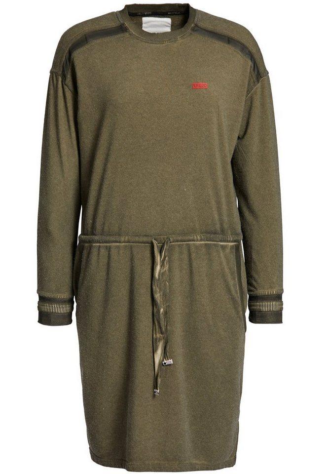 64a4ebb4870a5 khujo Shirtkleid »DILYS« mit Mesh-Einsätzen kaufen | OTTO