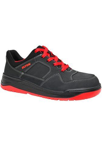ELTEN Ботинки защитные »Maverick black...