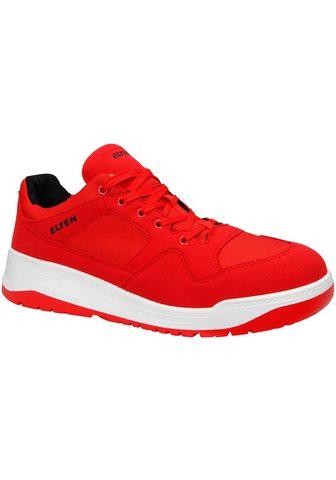 Ботинки защитные »Maverick red L...
