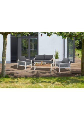 Siena Garden Loungeset »Varina« (1x poilsio 3vnt. s...