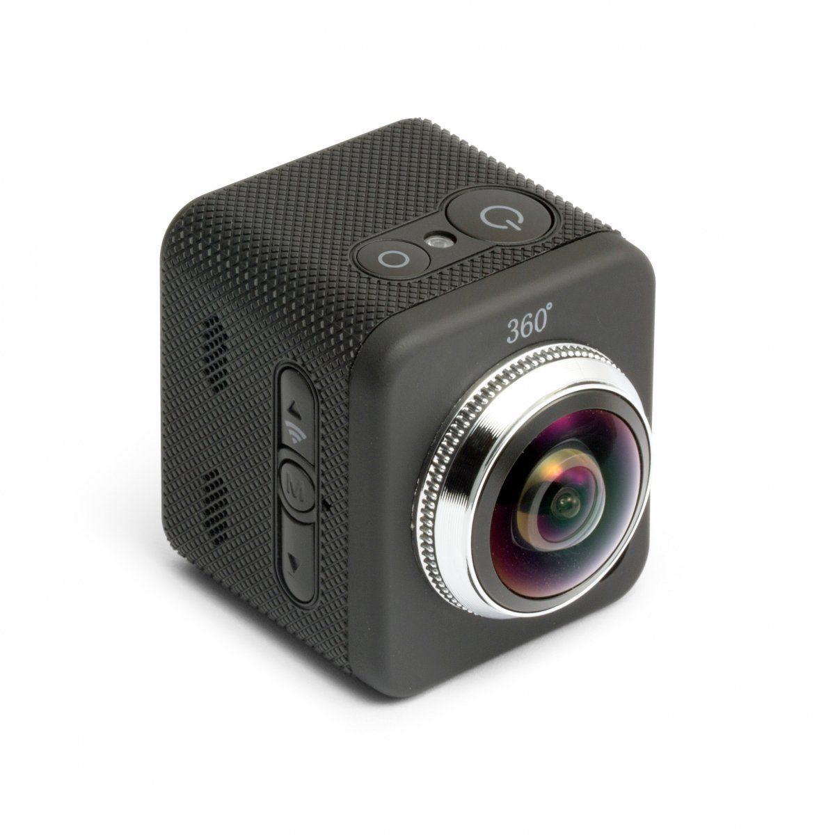Technaxx Netzwerkkamera Hardware »Technaxx Action Cam FullHD 360 TX-96«