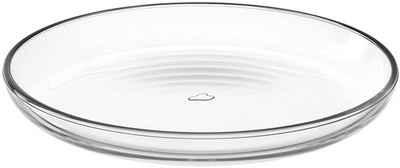 LEONARDO Teller »Cucina«, (6 Stück), Glas