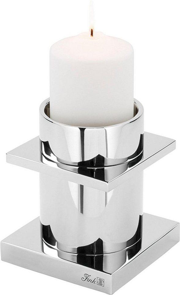 Fink Kerzen.Fink Kerzenständer Memphis Dekorativer Kerzenhalter Online Kaufen Otto