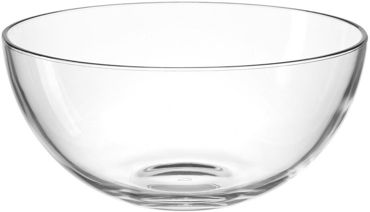 LEONARDO Schale, Glas, 30 cm, »Cucina«