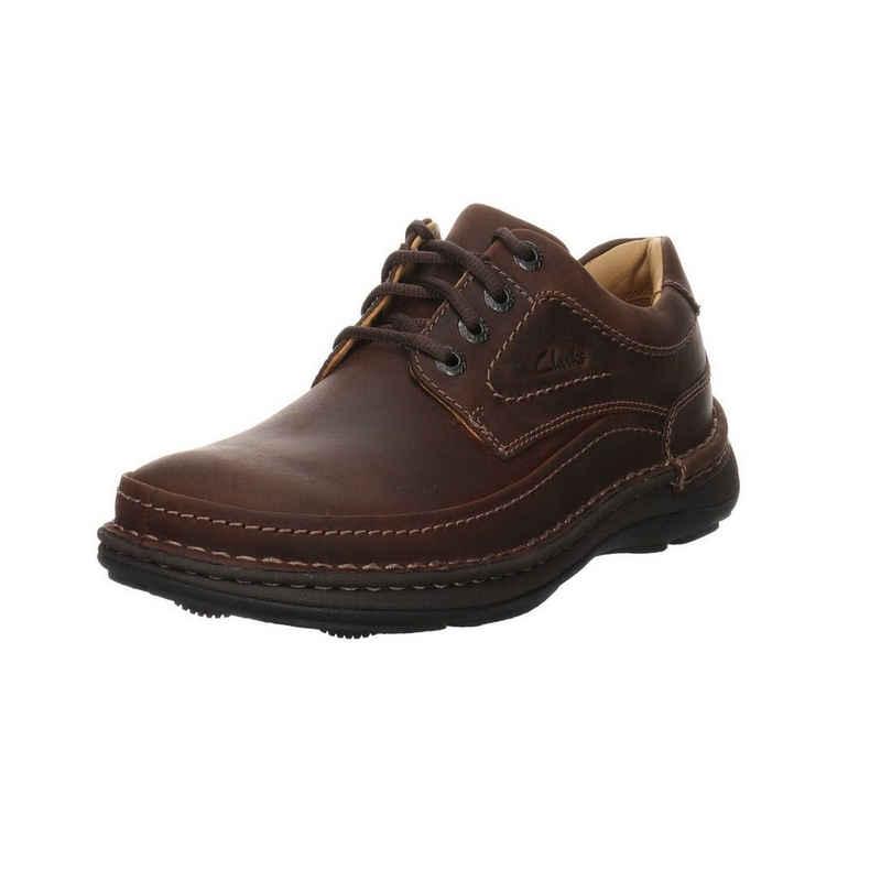 Clarks »Nature Three Schnürschuh Schuhe Freizeitschuhe« Schnürschuh