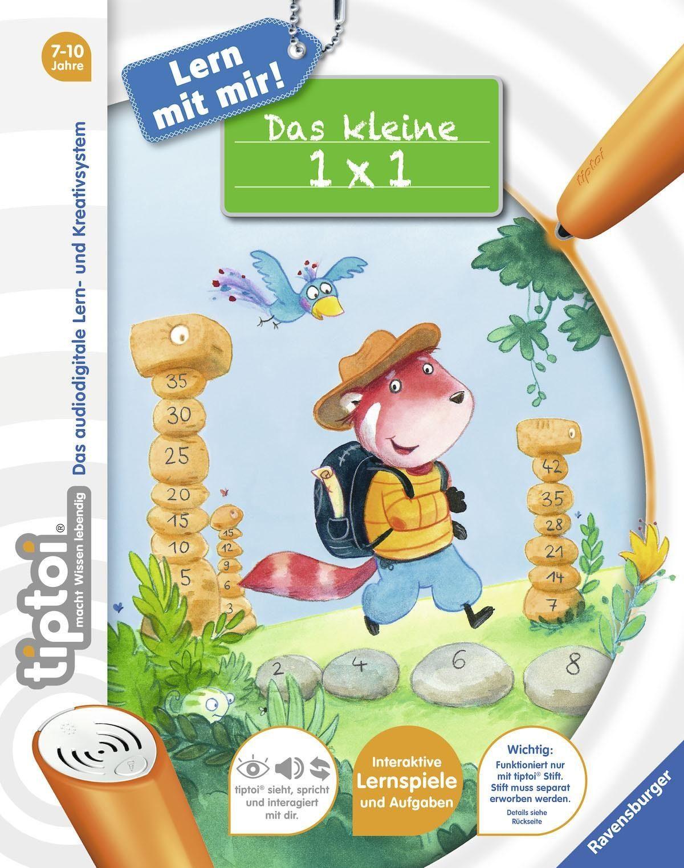 Ravensburger Buch, »tiptoi® Das kleine Einmaleins«