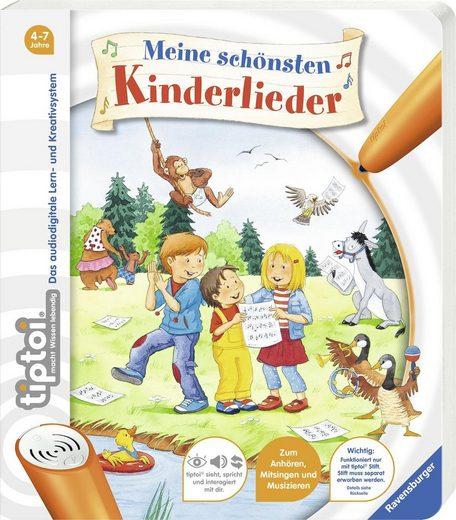 Ravensburger Buch »tiptoi® Meine schönsten Kinderlieder«