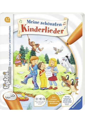 """Книжка """"tiptoi® Meine sch&oum..."""
