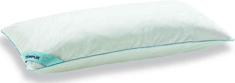 Nackenstützkissen, »Traditional Schlafkissen EasyClean«, Tempur, Füllung: Viscoschaum, Bezug: 100% Baumwolle, (1-tlg), bei 60 °C komplett waschbares Kissen