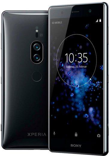 Sony Xperia XZ2 Premium Smartphone (14,7 cm/5,8 Zoll, 64 GB Speicherplatz)