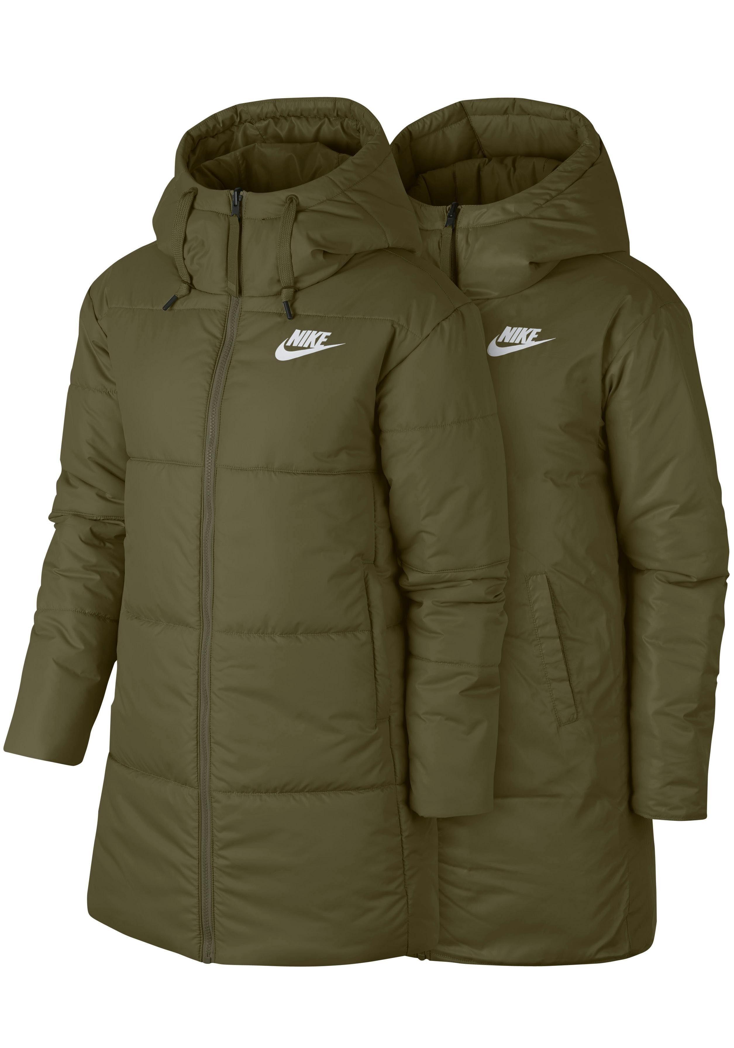 Nike Sportswear Steppjacke wendbar, Wendesteppmantel von NIKE Sportswear online kaufen | OTTO