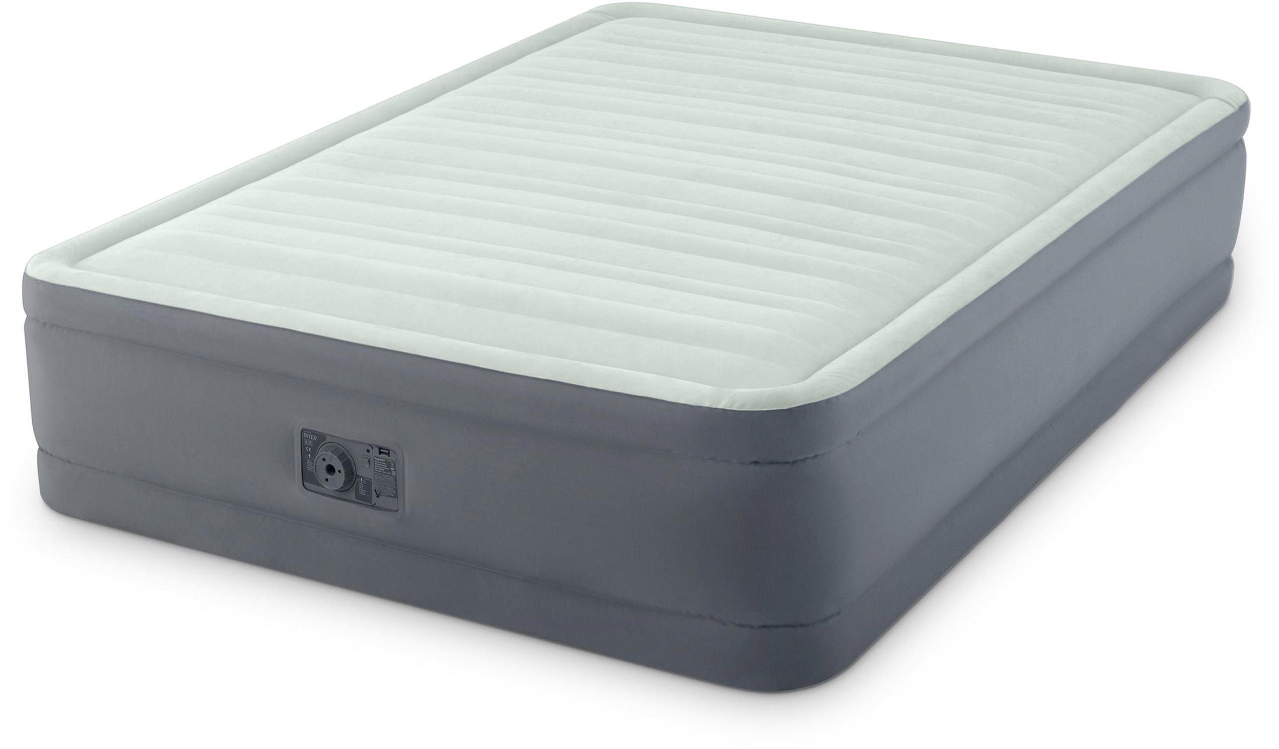Intex Luftbett mit integrierter Elektropumpe, »PremAire Airbed«